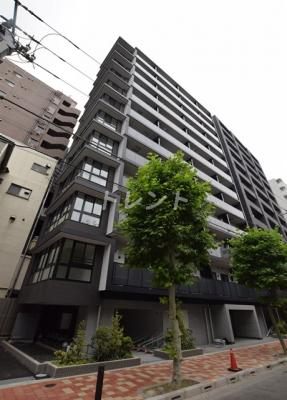 【外観】ザパークハビオ日本橋馬喰町