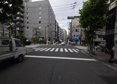 【周辺】ザパークハビオ日本橋馬喰町