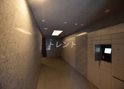 【ロビー】ザパークハビオ日本橋馬喰町
