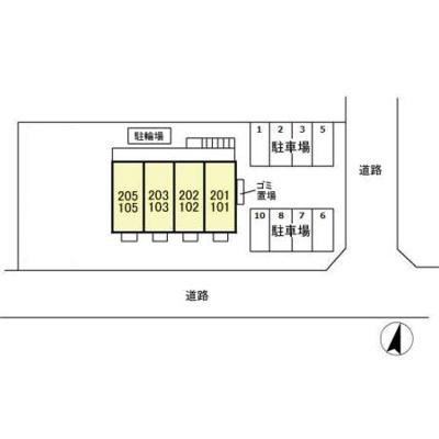 【区画図】ソンリッサ