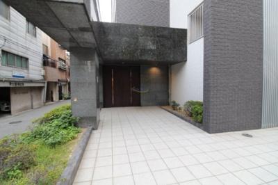 【エントランス】プロシード大阪西バロンドール