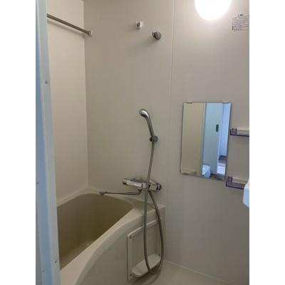 【浴室】ル・ベリエ平安通