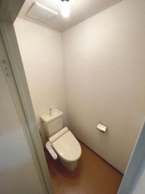 【トイレ】山野マンション