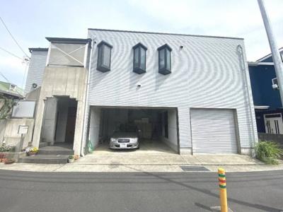 【外観】小田原市南町4丁目一戸建て