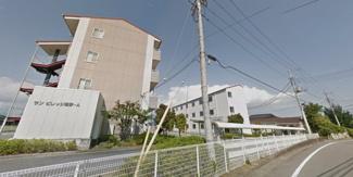 【外観】山梨県南アルプス市飯野2棟一括売マンション+戸建