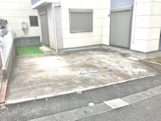 【駐車場】西野川中古戸建