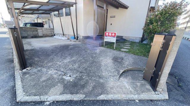 【駐車場】糸島市高田5丁目 戸建て