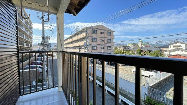 【バルコニー】糸島市高田5丁目 戸建て