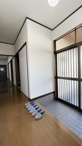 【玄関】糸島市高田5丁目 戸建て