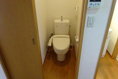 【トイレ】クレセントピア