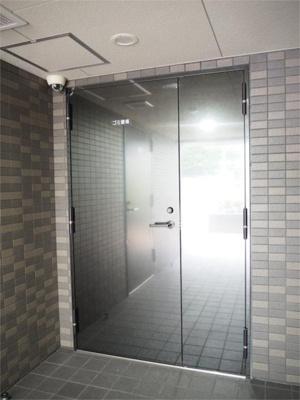【浴室】ルーブル大島弐番館
