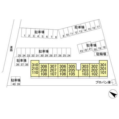 【区画図】駒形町 駒形駅 3階 1LDK