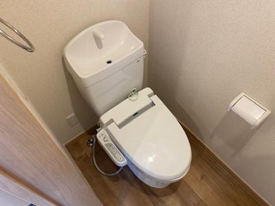 【トイレ】プレジ桜新町