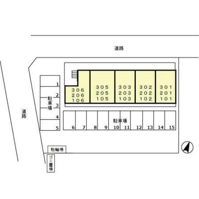 【区画図】メゾン プレール