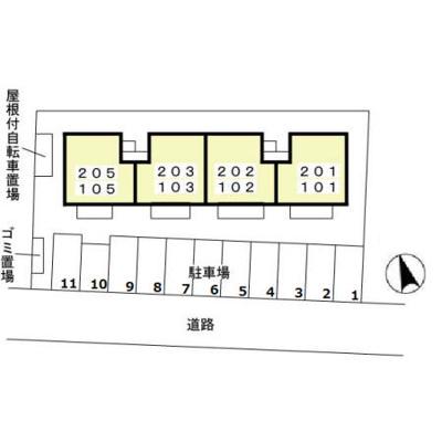 【区画図】オークヒルズ