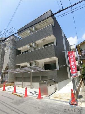 【外観】フジパレス淡路Ⅱ番館