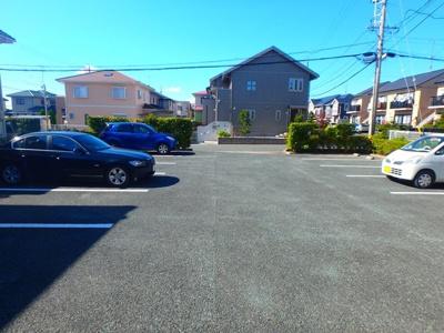 【駐車場】メゾン袴田