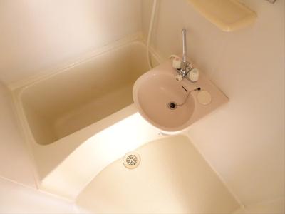 【浴室】コーポ・パインウッドPARTⅡ