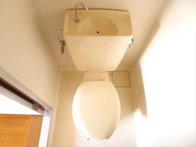 【トイレ】コーポ・パインウッドPARTⅡ