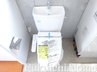 【トイレ】COCOFLAT笹塚