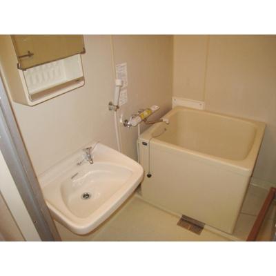 【浴室】プレジールエイト