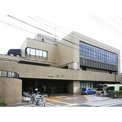 病院「寿康会病院まで814m」寿康会病院