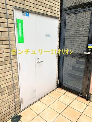 【その他共用部分】ガラ・グランディ練馬
