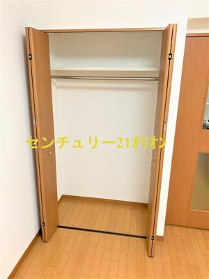 【収納】ガラ・グランディ練馬