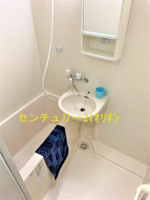 【浴室】ガラ・グランディ練馬