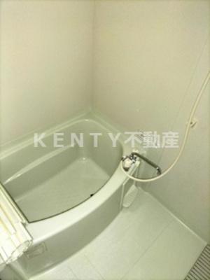 【浴室】スプリングマンション