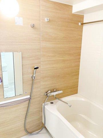 【浴室】ライオンズマンション本牧