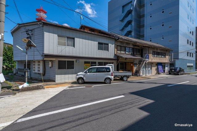 【外観】岡田町アパート