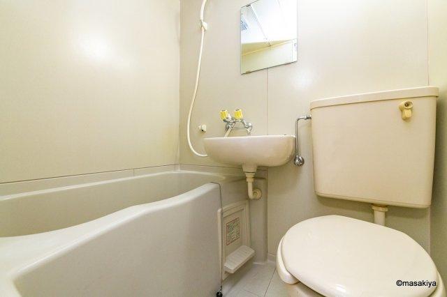 【浴室】岡田町アパート
