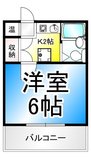 岡田町アパート