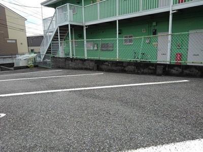 【駐車場】ラールコンホールターベウA