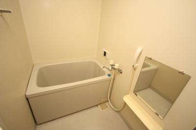 【浴室】クレ-ル柚木Ⅱ