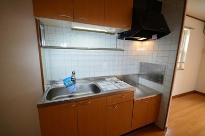 【キッチン】エスポワール58A