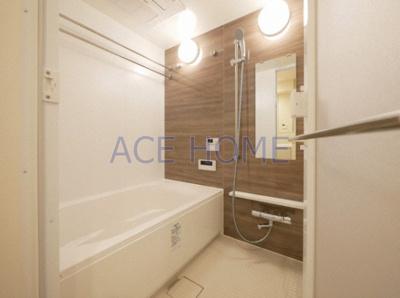 【浴室】OPUS RESIDENCE SHINSAIBASHI SOUTH