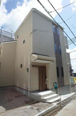 神戸市灘区赤坂通6丁目 新築一戸建て