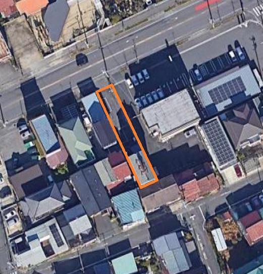 【地図】一宮市昭和売店舗