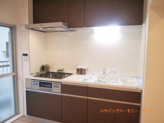【キッチン】巣鴨コーポビアネーズ