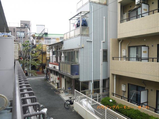 【展望】巣鴨コーポビアネーズ