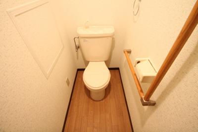 【トイレ】ファイングレー中神北