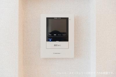 【設備】アロッジオ Ⅲ番館