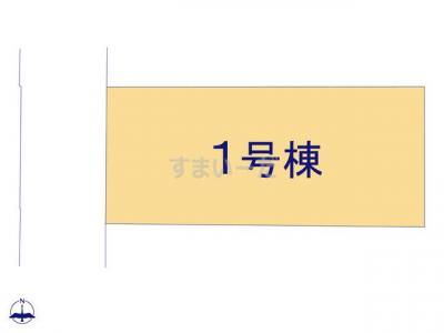 【区画図】リーブルガーデンS伊丹市池尻4期