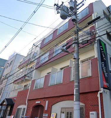【外観】平野駅前第1ビル