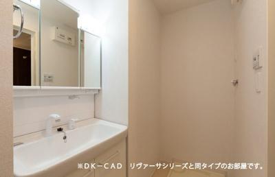 【洗面所】エクレールB