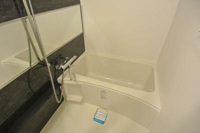 【浴室】クリスタルグランツみなとシティ