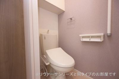 【トイレ】エクレールA