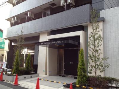 【外観】エスリード新大阪NORTH